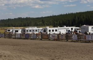 Horse Motel, Horse camping near Yellowstone NP, horses, western lifestyle